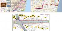 Traffic Management Plan for Chennai Metro (10 Stations), Chennai