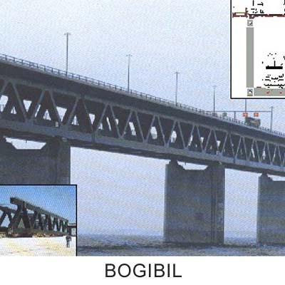 Indian railways bridges manual transfer