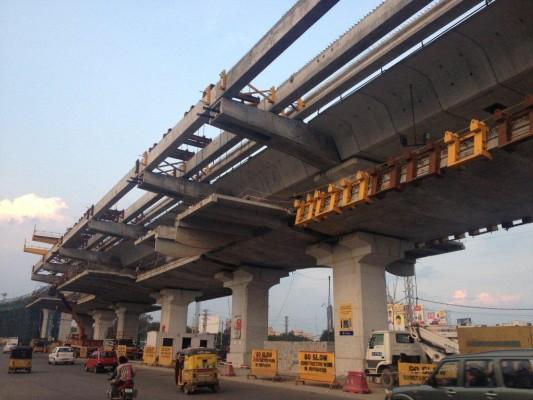 Hyderabad metro Staion