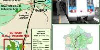 MRTS Connecting Nagpur City with MIHAN and Butibori Industrial Area