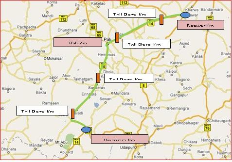 Pre-bid & Post-bid Traffic Assesment Study for Bewar-Pali-Bindwara