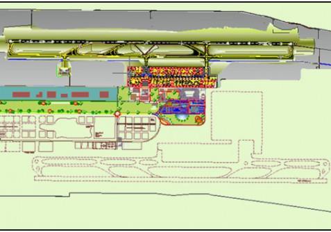 Detailed Design of Bangalore International Airport